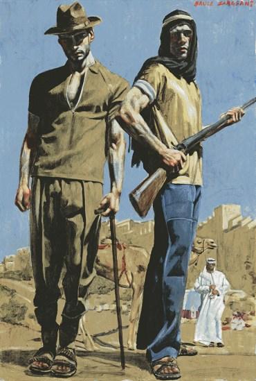 Mark Beard, Bruce Sargeant, Men in the Desert
