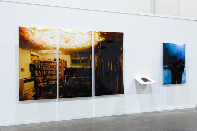 Sakura Kelley, Untitled No. 10 and Untitled No. 5