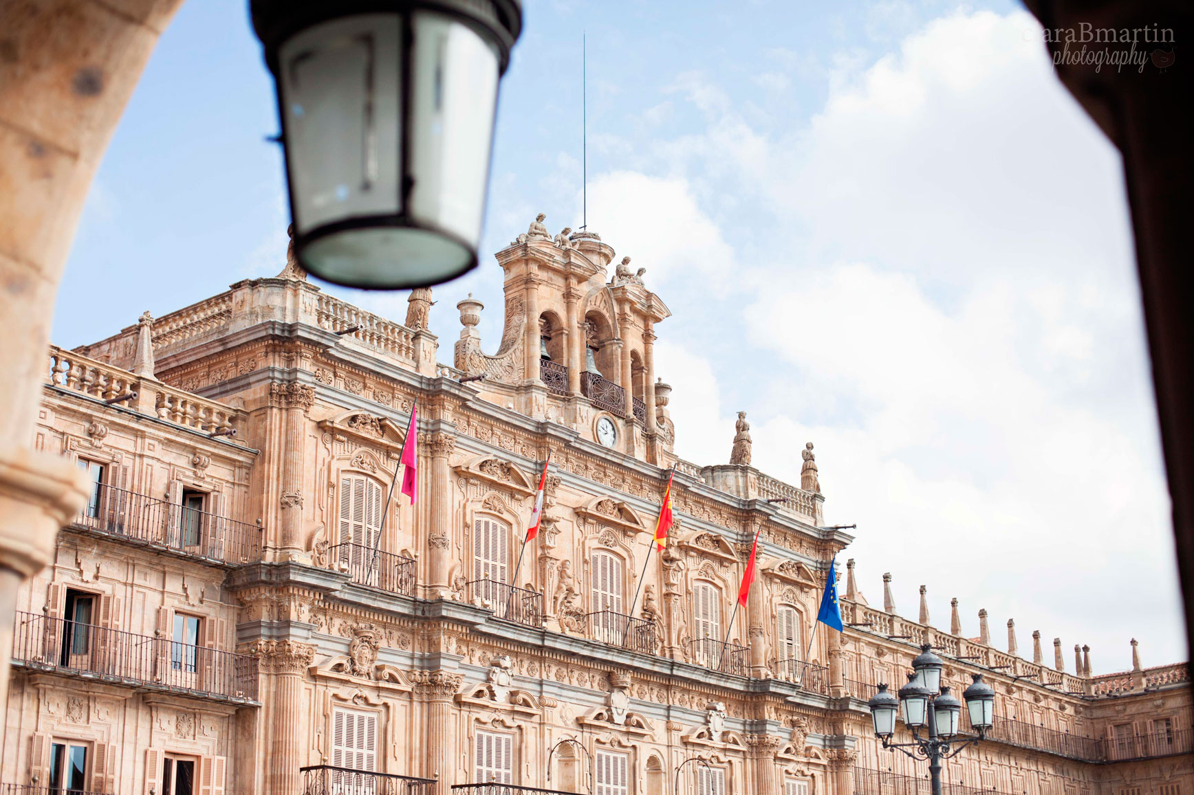 Salamanca con niños