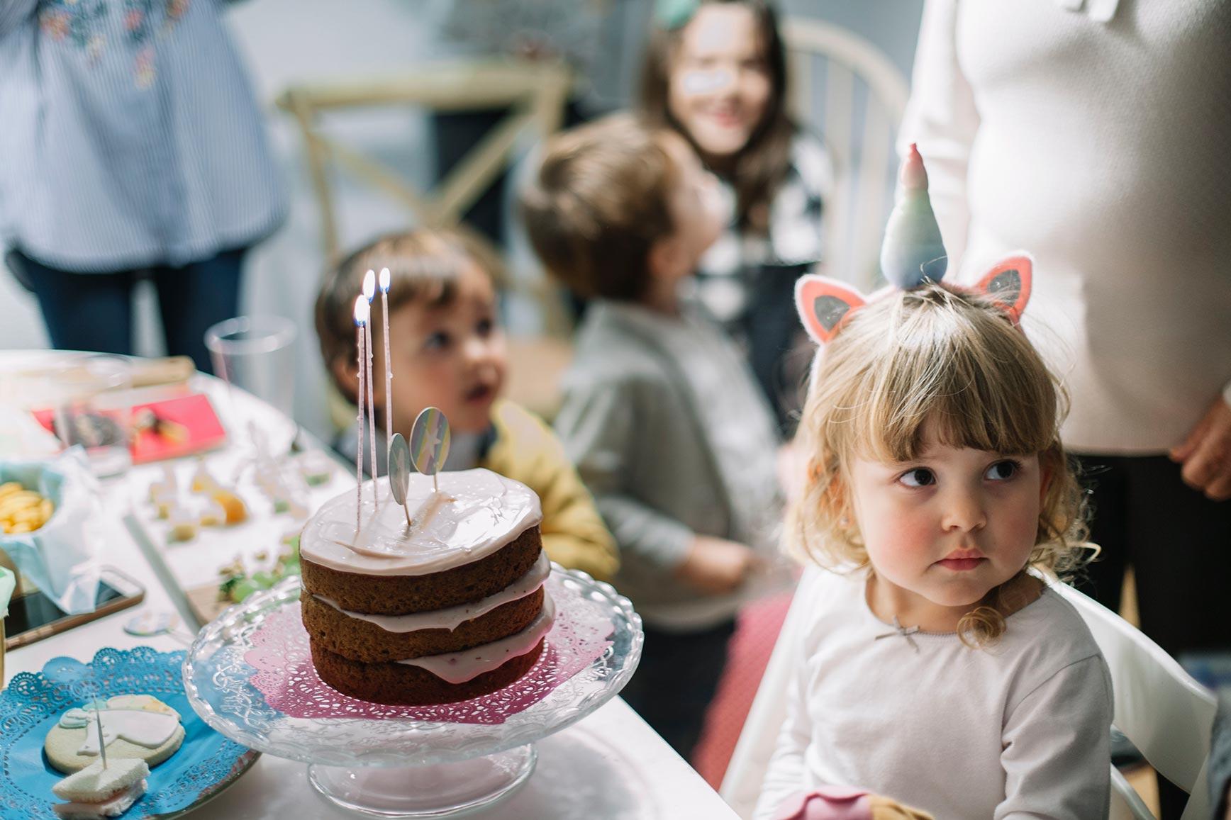 Fiesta de Unicornios - Unicorn Birthday Party