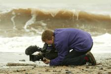 Filming %22The Mermaid%22