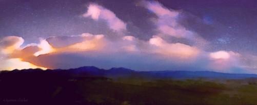 Clouds #86