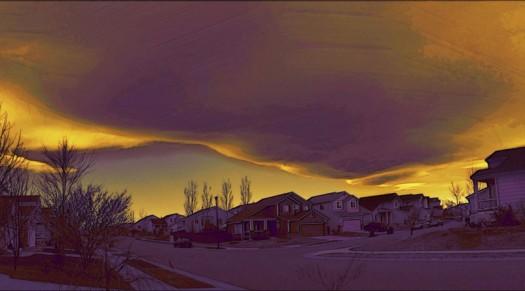 Clouds #93