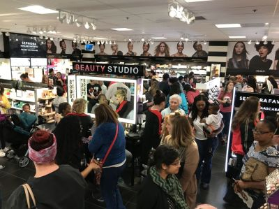 Sephora hosts grand opening of new Clarksville store ...