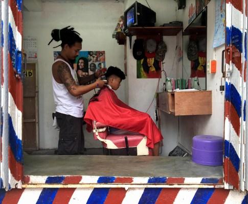 Barbers' Tales (Mga Kuwentong Barbero): Jonas