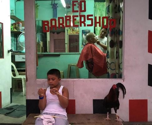 Barbers' Tales (Mga Kuwentong Barbero): Randy