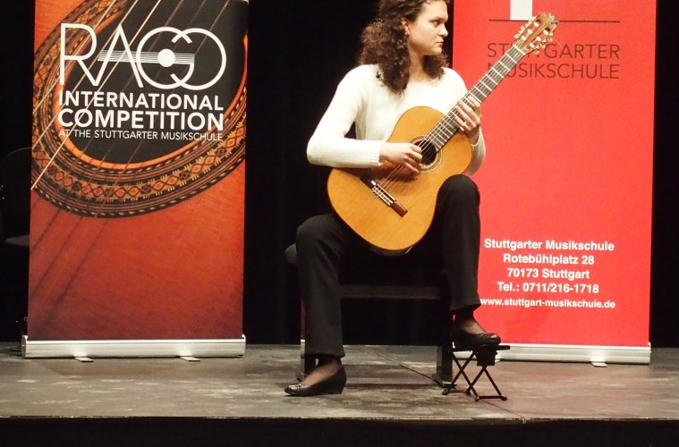 Ema Kabor, first prize winner