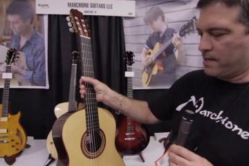 Marchione Guitars NAMM 2016 Classical Guitar Magazine