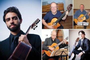 5 Classical Guitarists on the Importance of Repertore- Chris Dumigan Christopher Mallet Yuri Steve Marsh