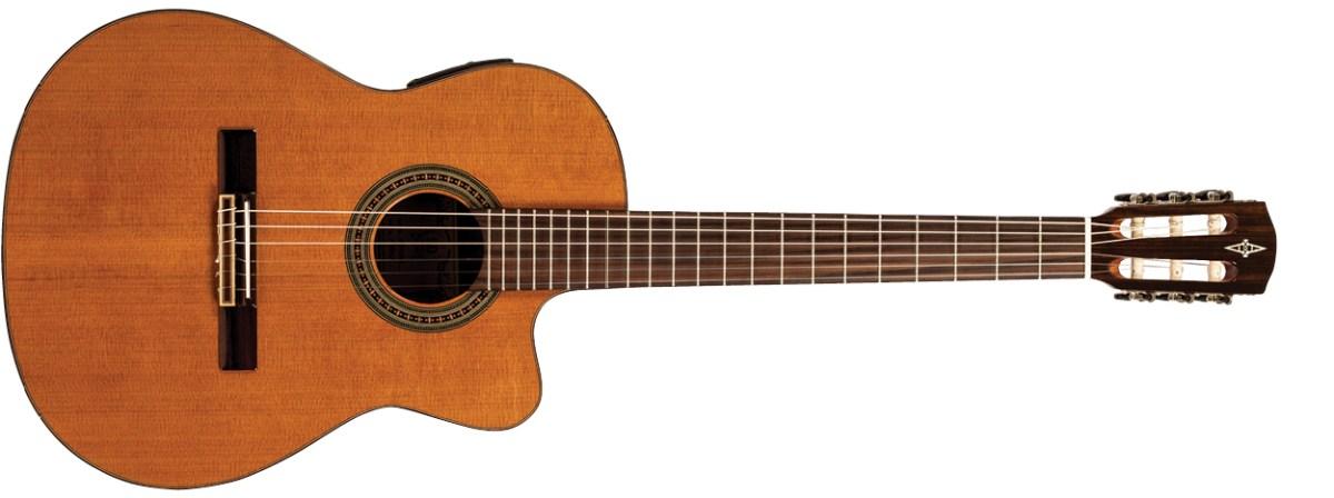 Alvarez Classical Guitar AC65HCE gear Review Classical Gutitar Magazine