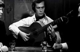 Paco de Lucía, 1972.
