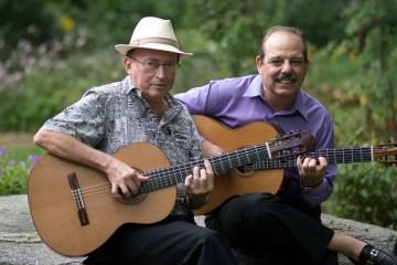 Carlos Barbosa-Lima Larry del Casale Mason Wiliams Classical Guitar