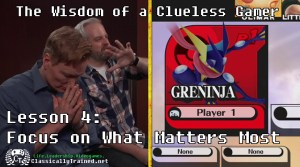 clueless gamer conan o'brien video games