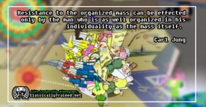 katamari quote carl jung video games life lessons change management
