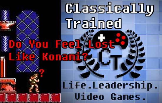 leadership lessons video games konami