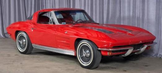 WWG Corvette 3 (Red)