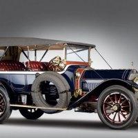 1913 Alco Touring Car