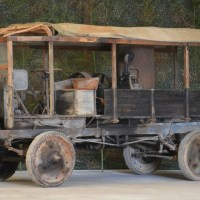 An Unrestored WWI Truck