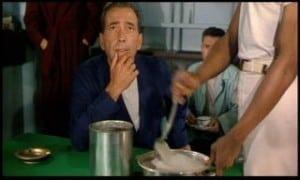 The Caine Mutiny 1954 Humphrey Bogart Strawberry