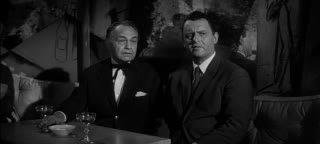 1960 Seven Thieves Edward G. Robinson and Rod Steiger 2