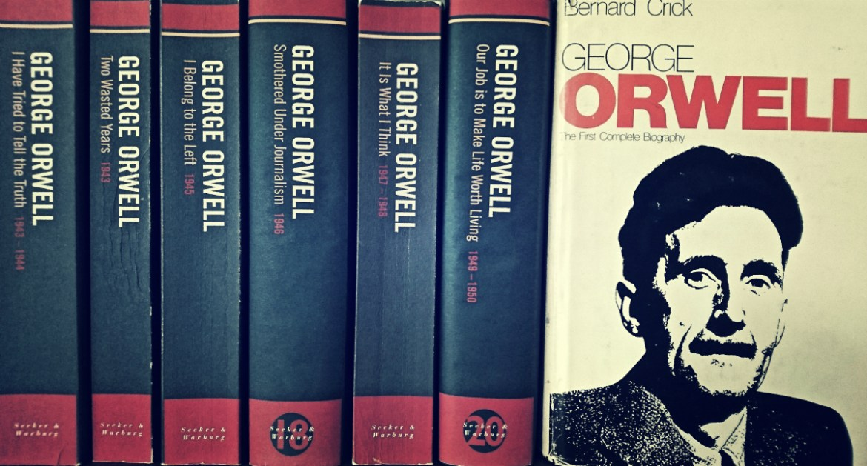 orwell books