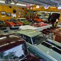 DREAM GARAGE: Classic Car Barn