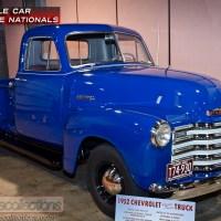 MCACN: 1952 Chevrolet 3600 Pickup Truck