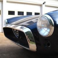 Mixin' italians: 1967 Fiat 1500 GT Coupé by Ghia