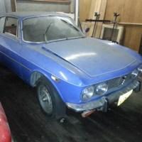 Le Mans Blue: 1974 Alfa Romeo 2000 GTV