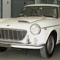 Hybrid body: 1962 Fiat 1600S Coupé by Pininfarina