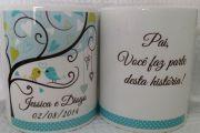 caneca de porcelana personalizada casamento4