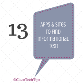 13 Apps & Sites to Find Informational
