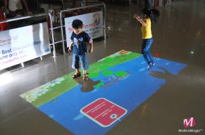 MotionMagix Interactive Floor Games for Kids