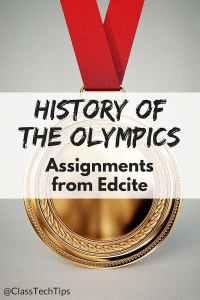 History of the Olympics-min