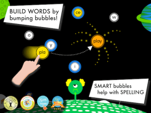 Word Building App Planet Lettra Strengthen Phonemic Awareness 2