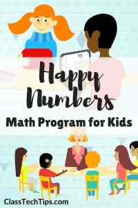 Happy Numbers- Math Program for Kids-min