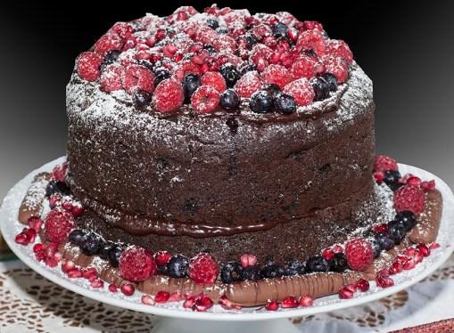 Choc Cake-W