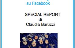 E' uscito il mio primo Special Report Gratuito dedicato a chi ha una vetrina online su Facebook