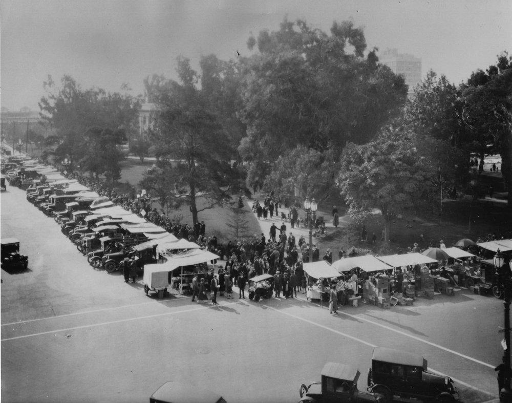 Municipal Market 1920s