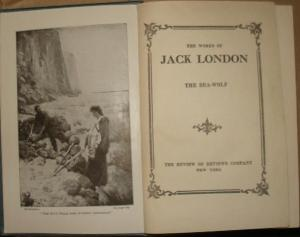 Who had rights to film Jack London's Sea Wolf?