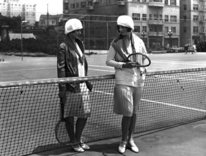 Tennis at the Hotel Virginia