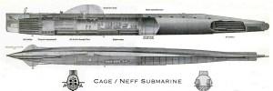 Design of the Cage/Neff Submarine