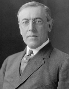 Woodrow Wilson won the 1916 election because of Long Beach
