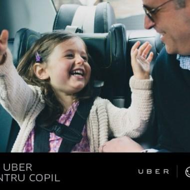 Vizual Calatoreste cu Litera Mica in masinile uberFamily