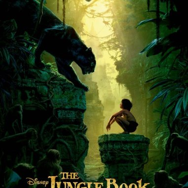 The Jungle Book-IMAX Teaser Poster