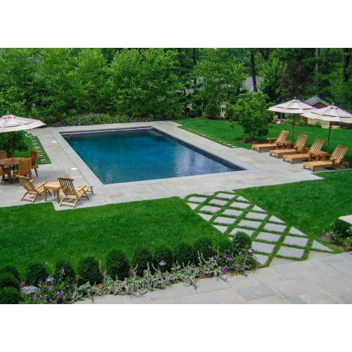 Medium Crop Of Backyard Landscape Ideas With Pool