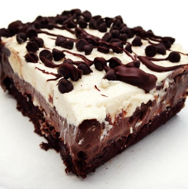 Chocolate Lasagna 2