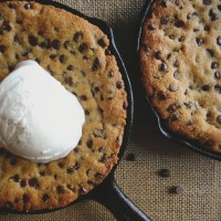 It's a Pizza, It's a Cookie, It's a Paleo Pizookie!