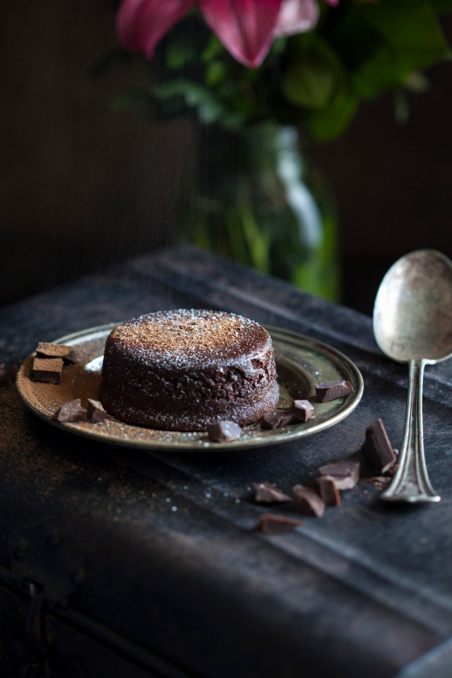 Molten Chocolate Lava Cake 2
