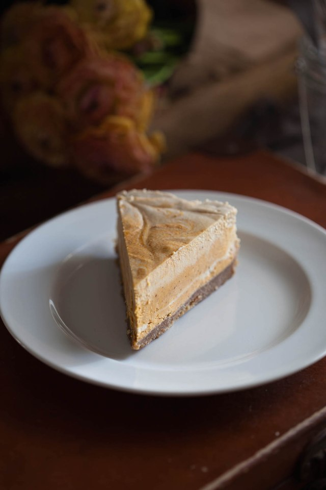 Pumpkin Swirl Cheesecake 2